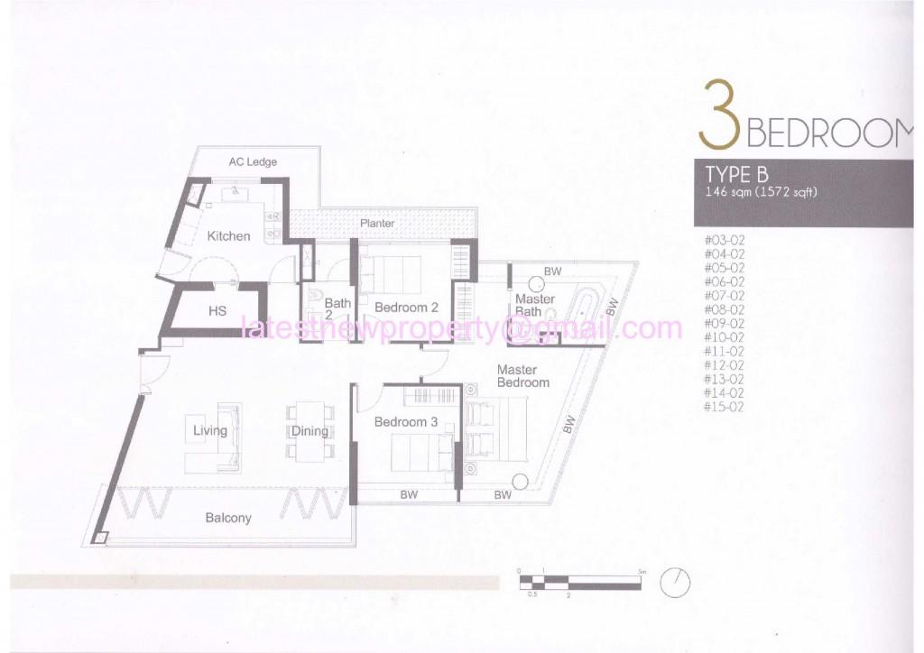 8 Raja - Floorplan 1572 sf1
