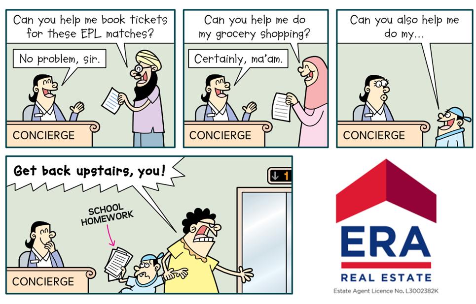 GEM Residences - Cartoon Pic