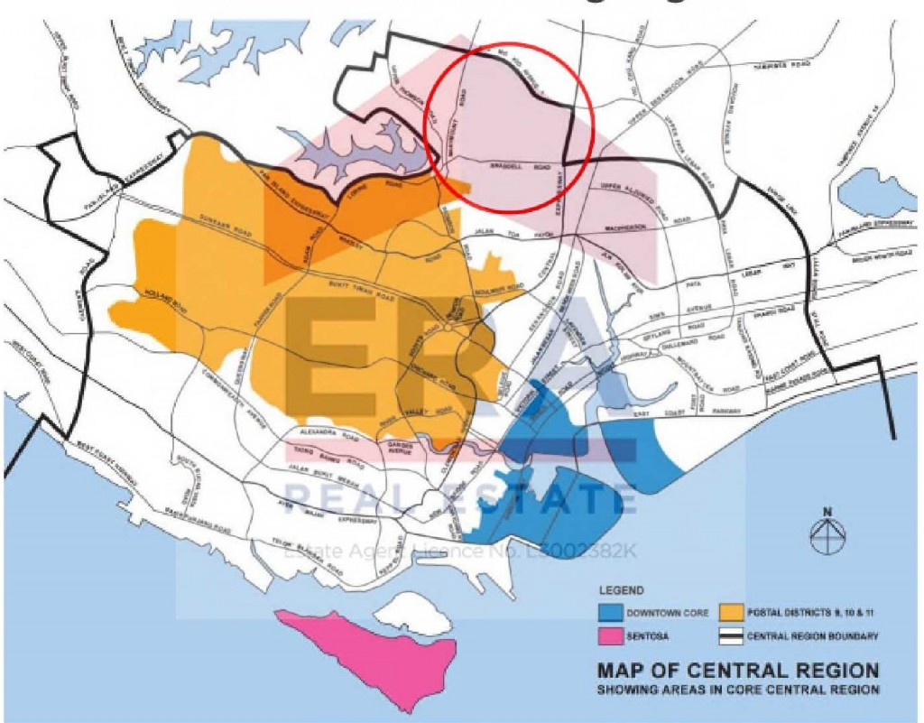 Toa Payoh - Central Planning Region