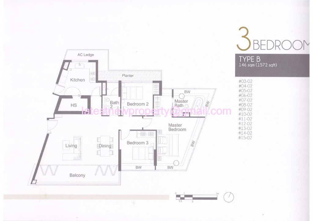 8 Raja - Floorplan 1572 sf1