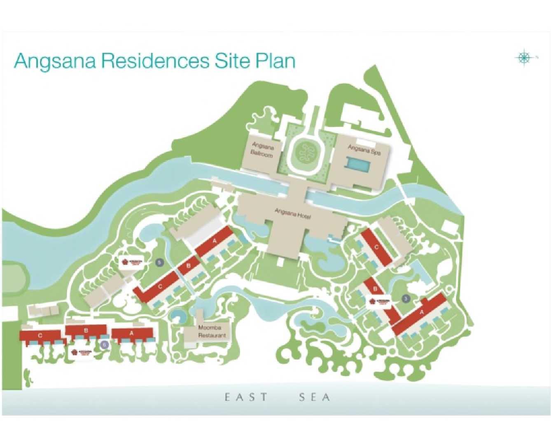 Angsana Site Plan